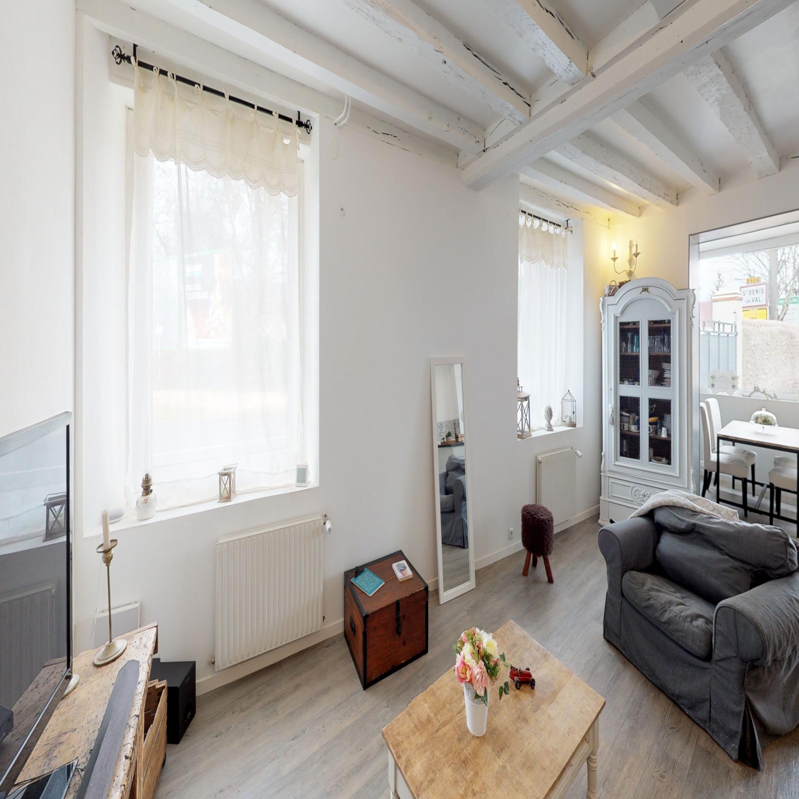 vente Maison T3 90 m2 sur 235 m2 de Terrain avec Garage